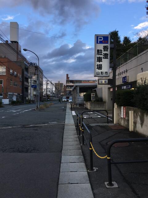 香澄駐車場